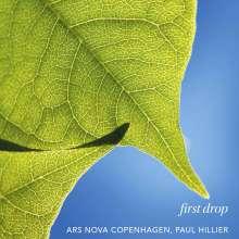 Ars Nova Copenhagen - First Drop, CD
