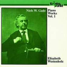 Niels Wilhelm Gade (1817-1890): Klavierwerke Vol.1, CD