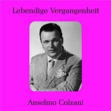 Anselmo Colzani singt Arien, CD