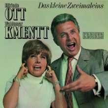 Elfriede Ott & Waldemar Kmentt - Das kleine Zweimaleins, CD