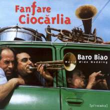 Fanfare Ciocarlia: Baro Biao, CD