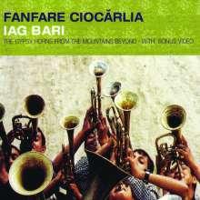 Fanfare Ciocarlia: Iag Bari, CD