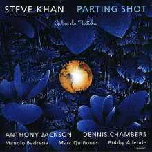 Steve Khan (geb. 1947): Parting Shot, CD