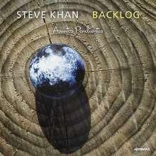Steve Khan (geb. 1947): Backlog, CD