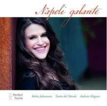 Robin Johannsen - Napoli galante, CD