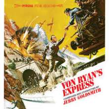 Filmmusik: The Detective / Von Ryan's Express, CD