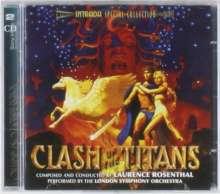 Filmmusik: Clash Of The Titans, 2 CDs