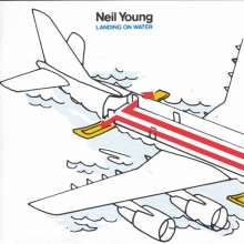 Neil Young: Landing On Water, CD