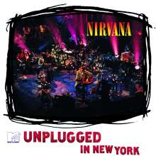 Nirvana: Unplugged In New York, CD