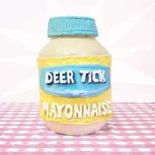 Deer Tick: Mayonnaise (Limited-Edition) (White Vinyl), 1 LP und 1 Single 7""