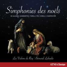 Simphonies des noels, CD
