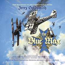 Jerry Goldsmith (1929-2004): Filmmusik: The Blue Max (50th Anniversary), 2 CDs