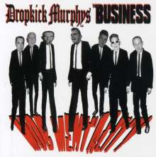 Dropkick Murphys: Dropkick Murphys & The Business: Mob Mentality, CD