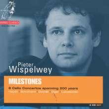Pieter Wispelwey - Milestones, 4 CDs