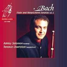Johann Sebastian Bach (1685-1750): Flötensonaten BWV 1020,1031,1032,1039, CD