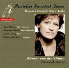 Musickes Sweetest Joyes, Super Audio CD