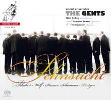 The Gents - Sehnsucht, Super Audio CD