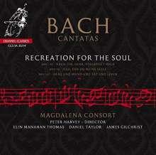 Johann Sebastian Bach (1685-1750): Kantaten BWV 78,147,150, Super Audio CD