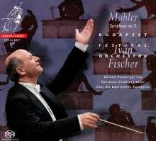 Gustav Mahler (1860-1911): Symphonie Nr.3, 2 Super Audio CDs