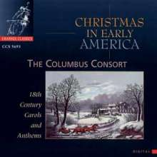 Christmas in Early America, CD