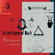 In the Name of Bach, CD