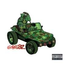 Gorillaz: Gorillaz, 2 LPs