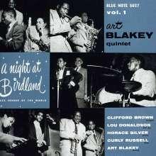 Art Blakey (1919-1990): A Night At Birdland Vol.1 (Rudy Van Gelder Remasters), CD
