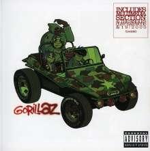 Gorillaz: Gorillaz (Explicit), CD