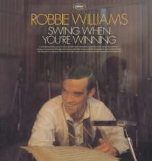 Robbie Williams: Swing When You're Winning (180g), LP