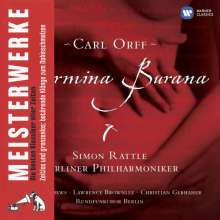 """Silvesterkonzert in Berlin 31.12.2004 """"Carmina Burana"""", CD"""