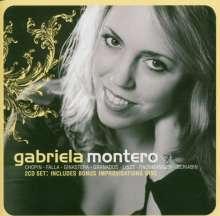 Gabriela Montero,Klavier, 2 CDs