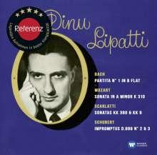 Dinu Lipatti - Recital, CD