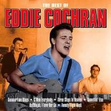 Eddie Cochran: The Best Of Eddie Cochran, CD