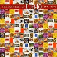 UB40: The Very Best Of UB40, CD