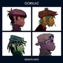Gorillaz: Demon Days, 2 LPs