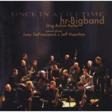 hr-Bigband: Once In A Lifetime, CD
