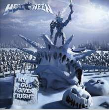 Helloween: My God-Given Right, CD