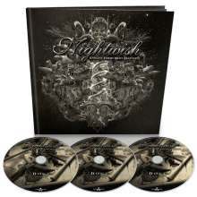 Nightwish: Endless Forms Most Beautiful (Earbook), 3 CDs
