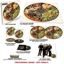 Blues Pills: Lady In Gold (Limited Edition Box Set) (Picture Disc), 1 LP, 2 CDs und 1 DVD