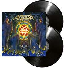 Anthrax: For All Kings, 2 LPs