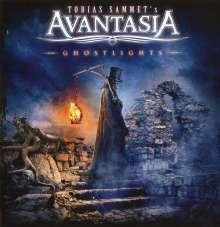 Avantasia: Ghostlights, CD