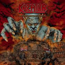 Kreator: London Apocalypticon: Live At The Roundhouse (180g), 2 LPs