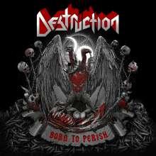 Destruction: Born To Perish, 2 LPs