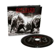 Gotthard: #13 (Limited Edition), CD