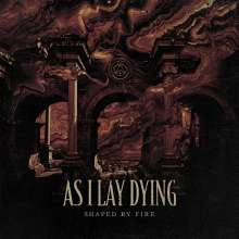 As I Lay Dying: Shaped By Fire, CD