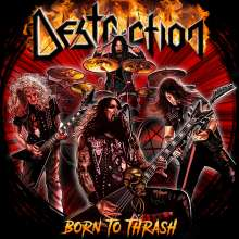 Destruction: Born To Thrash (Live In Germany), 2 LPs