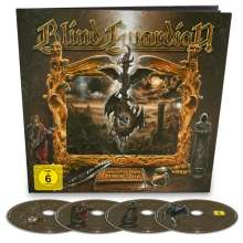 Blind Guardian: Imaginations From The Other Side (Live) (25th Anniversary) (Earbook), 3 CDs und 1 Blu-ray Disc