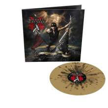 MSG (Michael Schenker Group): Immortal (Limited Edition) (Gold/Black Splatter Vinyl), LP