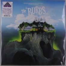 Jerry Goldsmith (1929-2004): Filmmusik: The Burbs (180g) (Colored Vinyl), 2 LPs