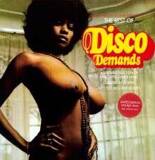 The Best Of Disco Demands, 2 LPs